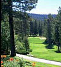 Incline Village Golf  Club is just 30 minutes from Accommodation Tahoe�s vacation rentals.